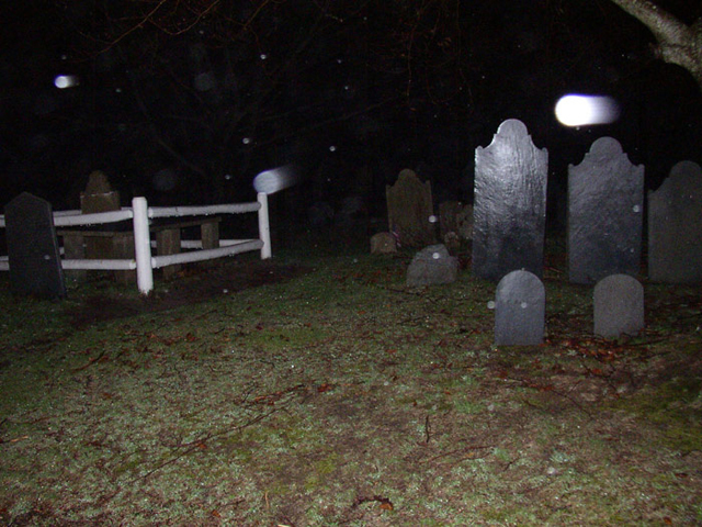 Plymouth Ghost Tours